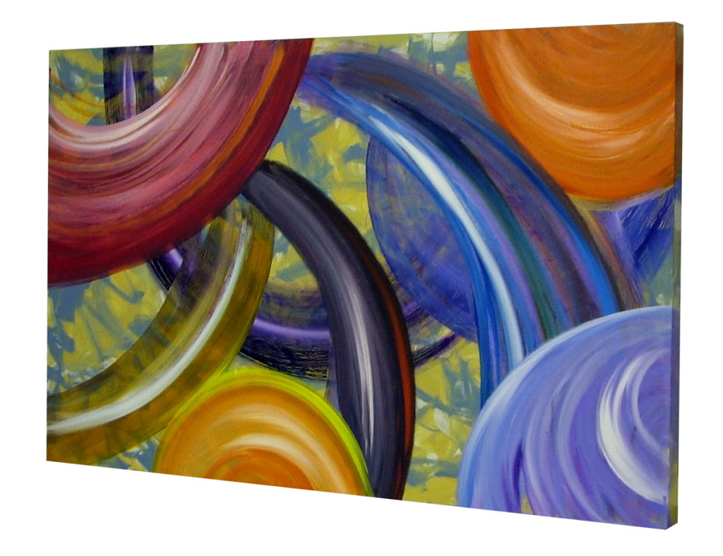 Abstract Art Painting Ideas Reference