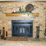 And Videos Red Brick Fireplace Designs Share Your