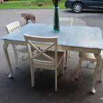 Annie Sloan Chalk Paint Idea Makeover That Tired Dining Room Table
