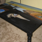 Are Proud Offer Hand Painted Furniture Including Tables Chairs
