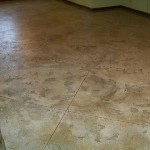 Atmosphere Around Painting Basement Floor Concrete Overlay