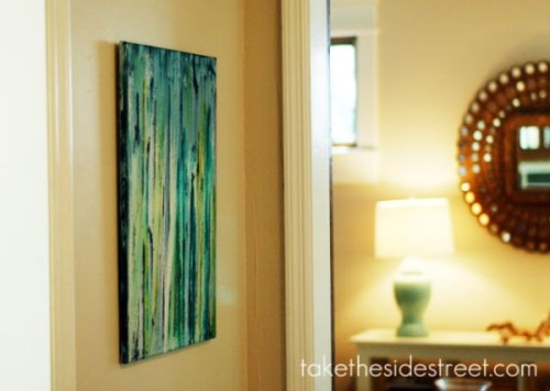 Awesome Diy Wall Art Ideas For Interior Design Drip Painting