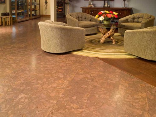 Basement Flooring