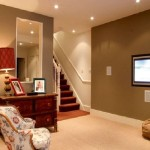 Basement Wall Paint Colors Which Arranged