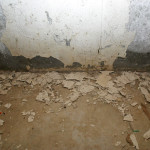 Basement Walls Creating Mess Once Applied Difficult Clean