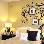 Bedroom Art Decor For Bed Wall