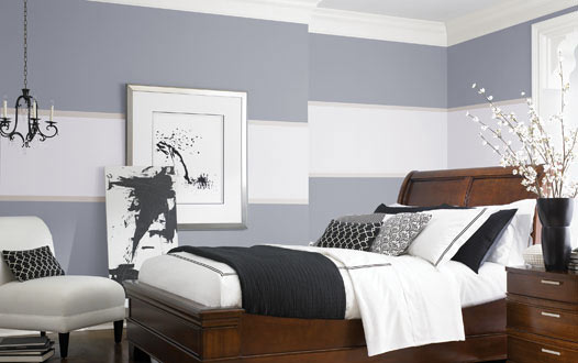 Bedroom Decorating Ideas Painting The Wall