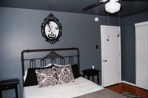 Bedroom Paint Color Ideas Grey Tone