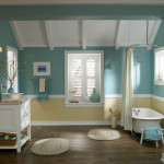 Behr Paint Idea Contemporary Bathroom