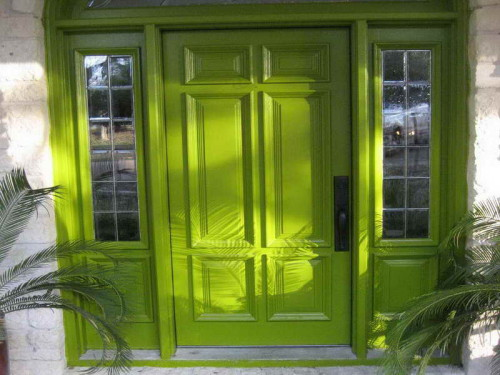 Best Exterior Door Colors Will Brighten Your House