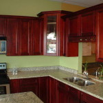 Best Paint For Kitchen Cabinets Green Walls