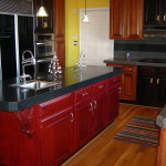 Best Paint For Kitchen Cabinets Yellow Walls