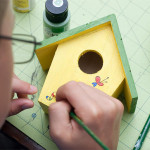 Birdhouse Painting Ideas