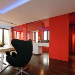 Black And White Living Room Ideas Paint Red