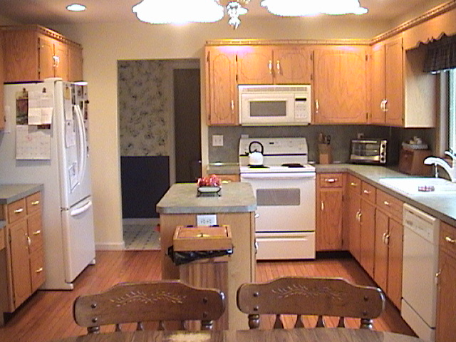 Brown And Gray Kitchen Wall Color Paint Ideas