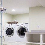 Calm Paint Color Laundry Room