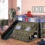 Camouflage Room Decor For