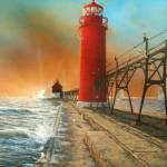Canvas Painting Art Wall Mural Cool Ideas