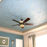 Ceiling Painting Stencils