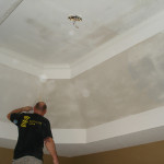 Ceiling Refinishing Popcorn Removal