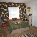Cole Camo Room Son Four And Wanted Hunting