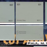 Color Samples From Walmart House Paint Since Would Easier