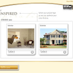 Color Smart Behr Select Project Type Interior Exterior