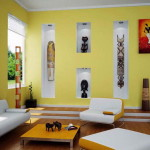 Colors Paint Room Yellow Wall