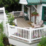 Composite Deck Adds Elegant Touch Your House