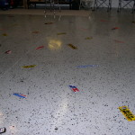 Construction Garage Floor Paint Concrete Epoxy