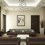 Contemporary Furniture Color Ideas Warm Beige Wall Room