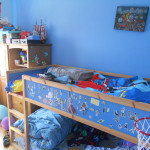 Cool Boys Room Paint Color Ideas Blue For Twin Boy