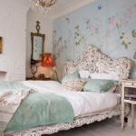 Cool Painting And Decorating Ideas Feminine Bedroom Wall