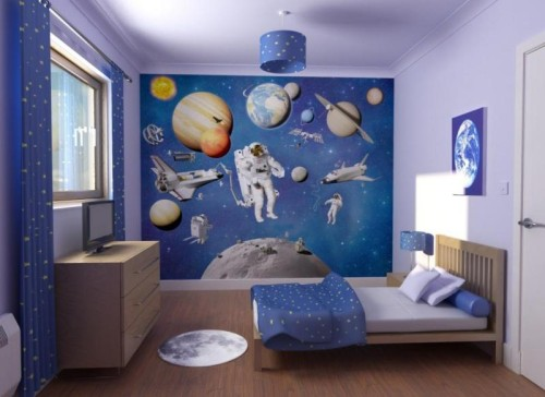 Cool Ways Paint Your Room For Guys