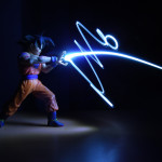Coolest Light Painting Tutorial Video