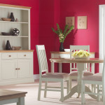 Corndell Annecy White Painted Dining Room Furniture