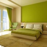 Creative Painting Ideas For Walls Plain Green Themes
