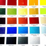 Custom Paint House Colors Candy Color Chart Gallery