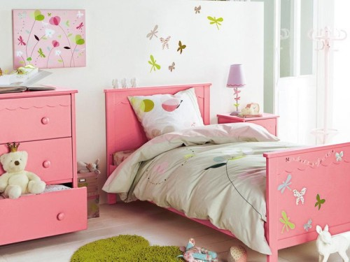 Cute Ren Bedroom Paint Ideas