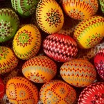 Decorations For Easter Painting Ideas And Patterns Eggs