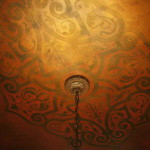 Decorative Create New Faux Painting Styles Way Save Money
