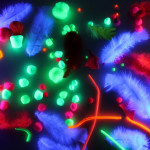 Designs For Glow The Dark Paint Wall