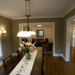 Dining Room Paint Color Large Space