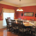 Dining Rooms Over The Last Years Red Supposed Stimulate