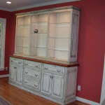 Distressed Hutch Custom Made For Customer Raleigh