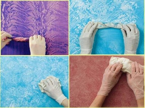 Diy Wall Painting Techniques Creating Faux Finish Walls Italian
