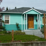 Don Paint Your House Mint Green