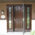 Downers Grove Exterior Painting Door Refinishing