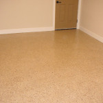 Epoxy Floor Coatings After Garage