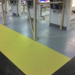 Epoxy Floor Coatings Chevy Truck Forum Gmc